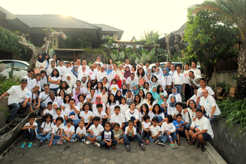 Hasan Djaja Big Family-4