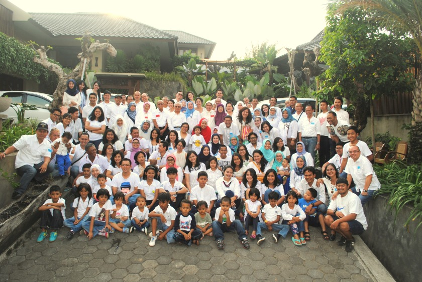Hasan Djaja Big Family-3