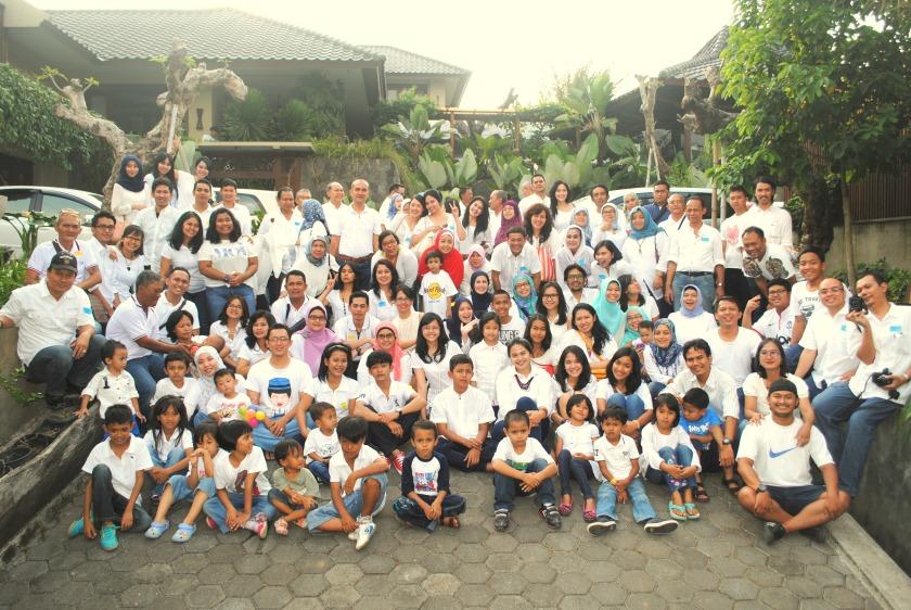 Hasan Djaja Big Family-2