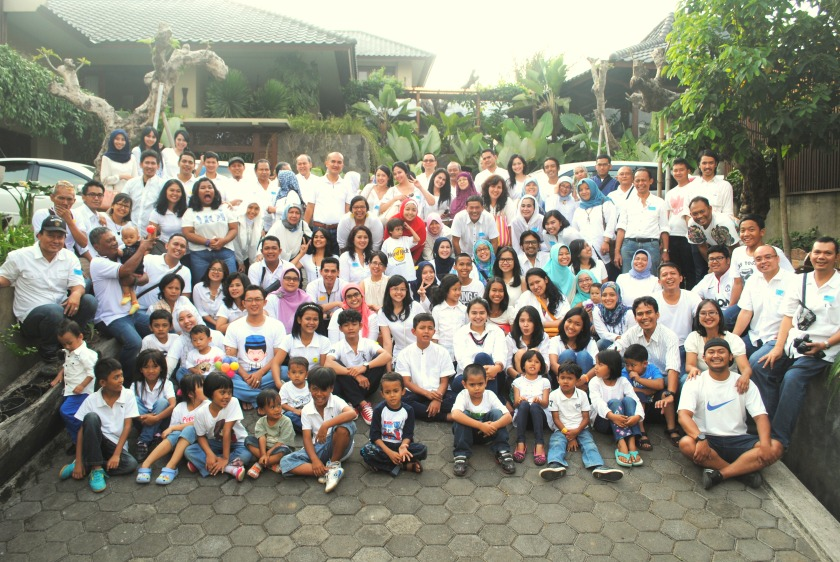 Hasan Djaja Big Family-1