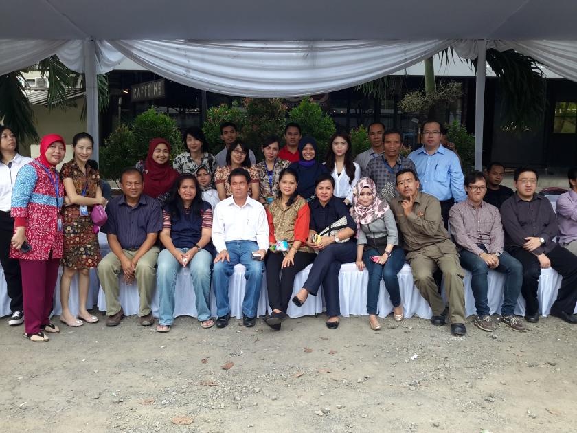 Tim DA di Simulasi Pengamanan Pilpres di SCBD