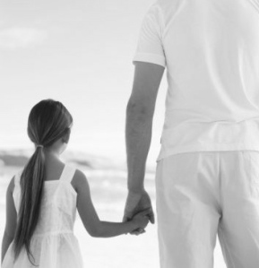 Bapak dan Anak Perempuan